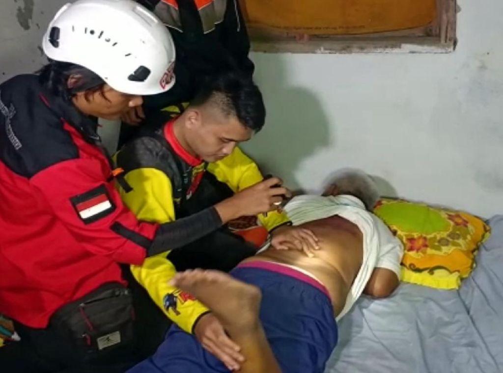 Suami-Istri Penjaga Makam Tertimbun Longsor di Sukabumi