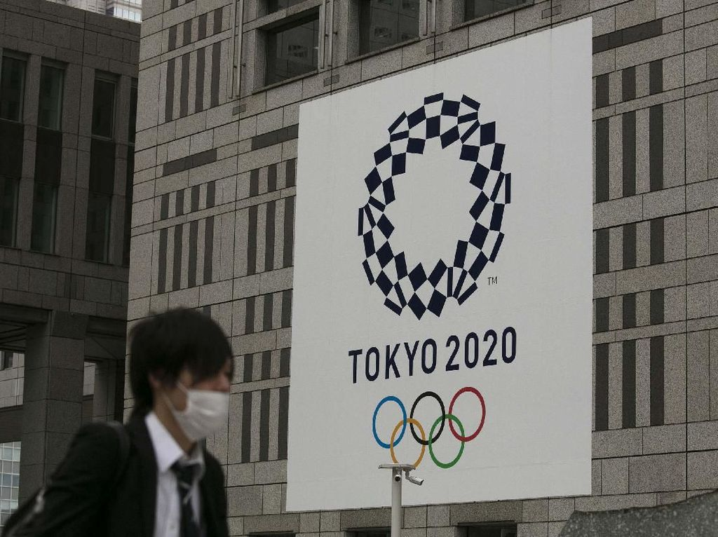Pandemi Virus Corona, Olimpiade Tokyo 2020 Resmi Ditunda Hingga 2021