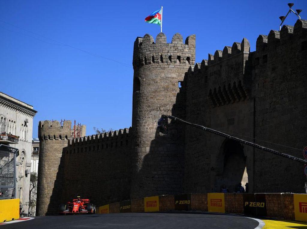Usai Monako, Giliran Balapan F1 Azerbaijan yang Ditunda Karena Corona