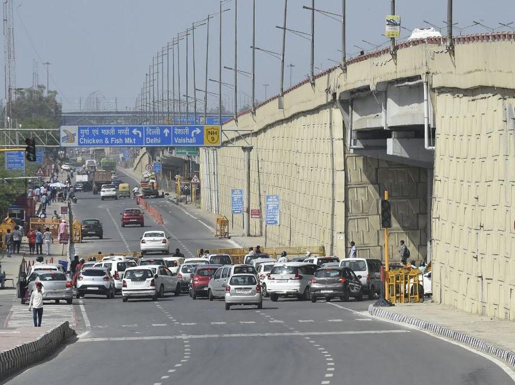 New Delhi dan Puluhan Wilayah India Di-lockdown karena Corona