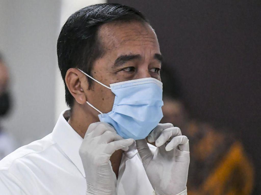 Komunikasi Jokowi dan Terawan Belepotan soal Corona
