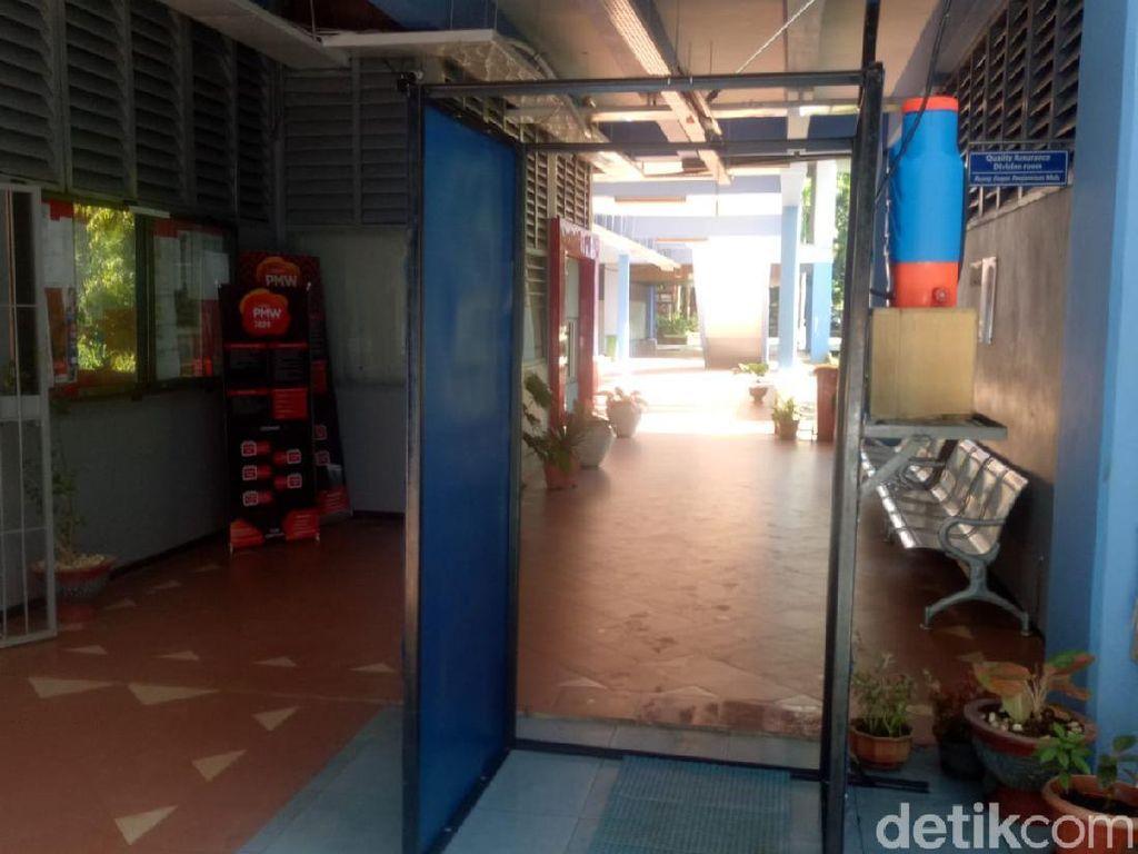 Ada Bilik Uap Disinfektan di Rutan Makassar