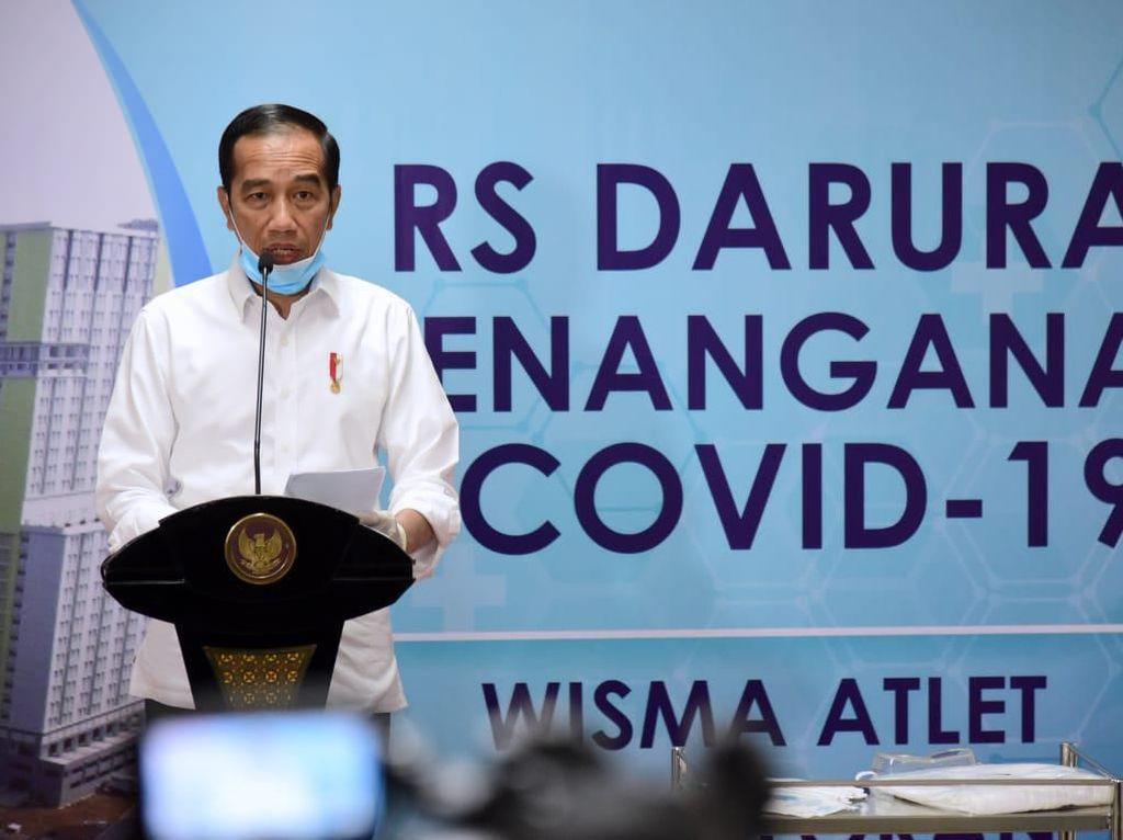Peringatan Jokowi soal Chloroquine Obat Corona Tak Bisa Dipakai Sembarangan