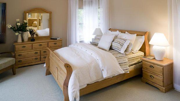 Ilustrasi kamar di rumah minimalis