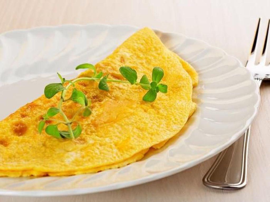 5 Resep Omelet Enak untuk Sarapan, Gaya Thailand sampai Korea
