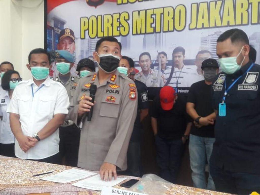 Polisi Ungkap Motif 4 Anggota DPRD di Gorontalo Pesta Sabu di Jakarta