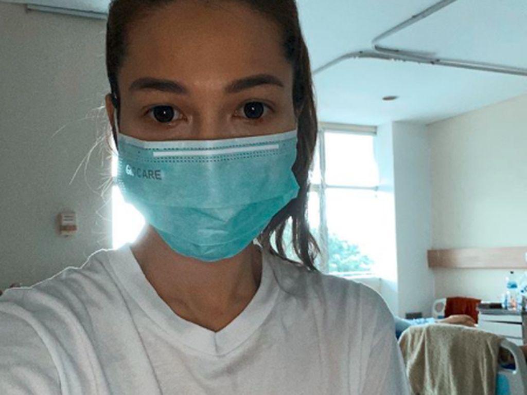 Cerita Andrea Dian Selama Menjalani Isolasi di Rumah Sakit