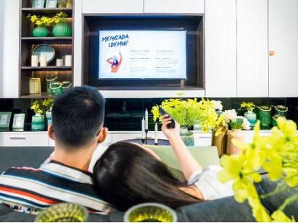Manfaatkan Social Distancing untuk Kreasi Rumah Bareng IDEMU