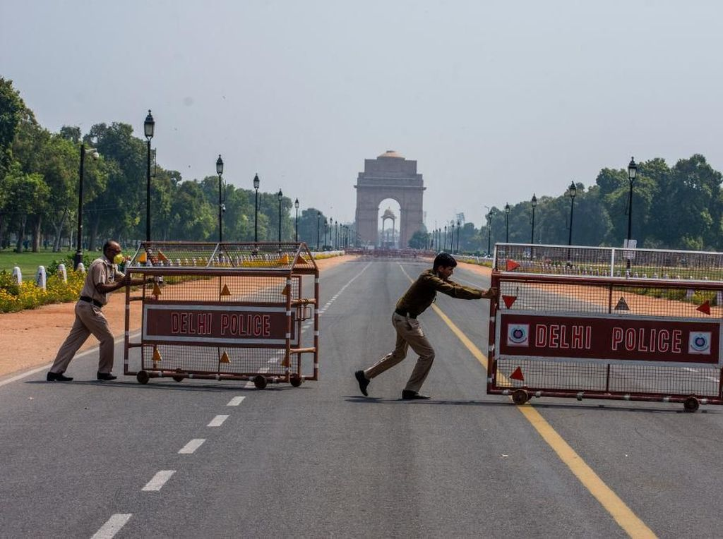 India Lockdown Total, Raksasa Smartphone Dunia Tutup Pabrik