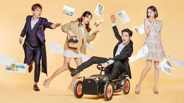 Drama Korea Rich Man