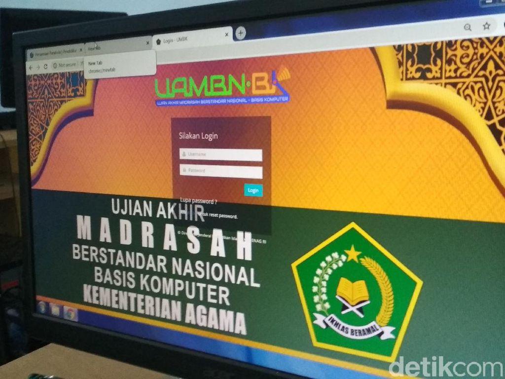 14 Madrasah di Rembang Terkendala Ikuti Ujian Online dari Rumah