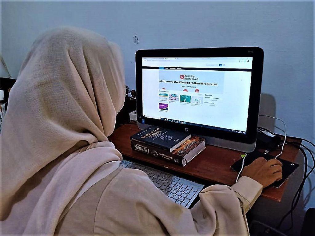 Huawei dan ULearning Dukung Belajar Online di Tengah Isu COVID-19