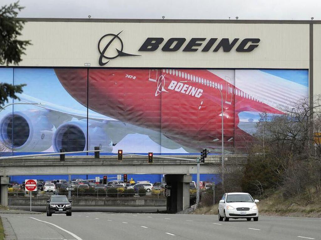 Lagi Murah, Saham Boeing Hingga Facebook Diborong Arab Saudi
