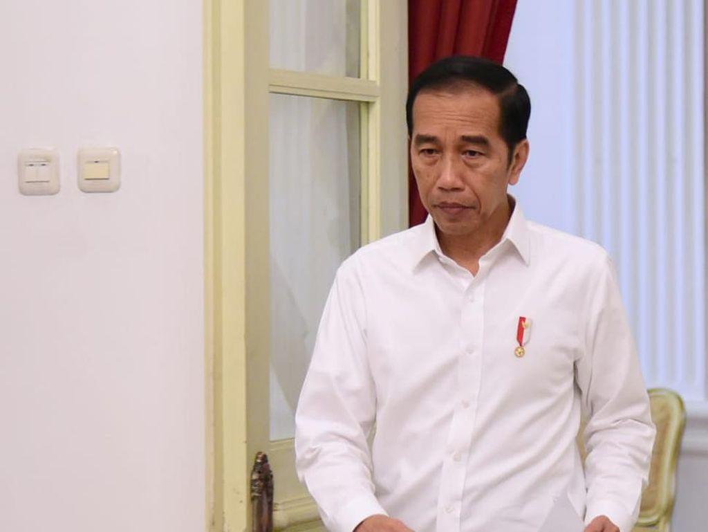 Ingatkan Episentrum Corona Geser, Jokowi Minta Aturan Perlintasan WNA Diperkuat
