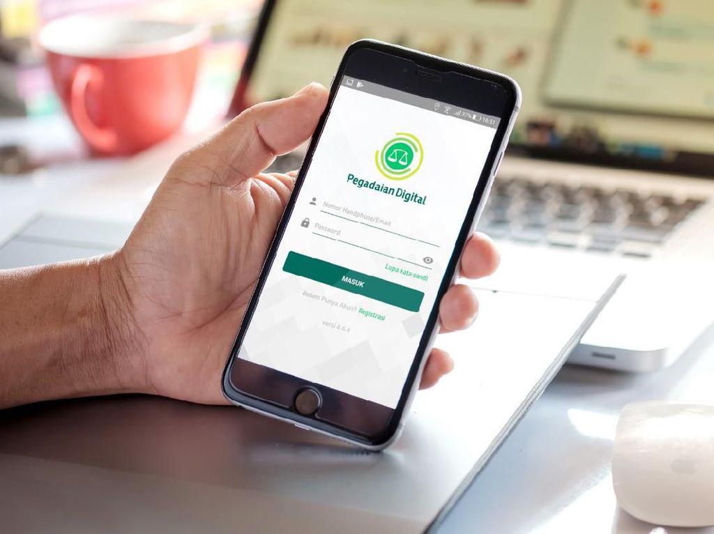 Hindari Corona, Ini Ragam Transaksi Pegadaian yang Bisa via Aplikasi