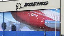 Boeing Setop Produksi Pesawat Gara-gara Corona