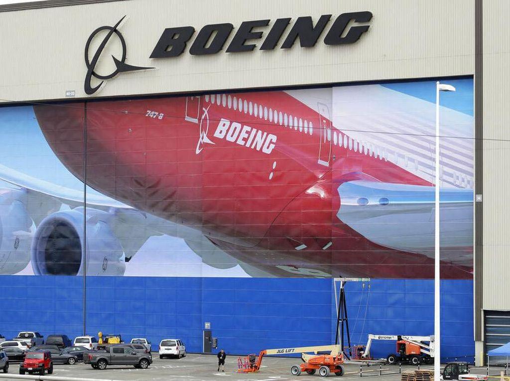 Badan Penerbangan AS Selidiki Boeing 787 Sebab Ada Cacat Produksi