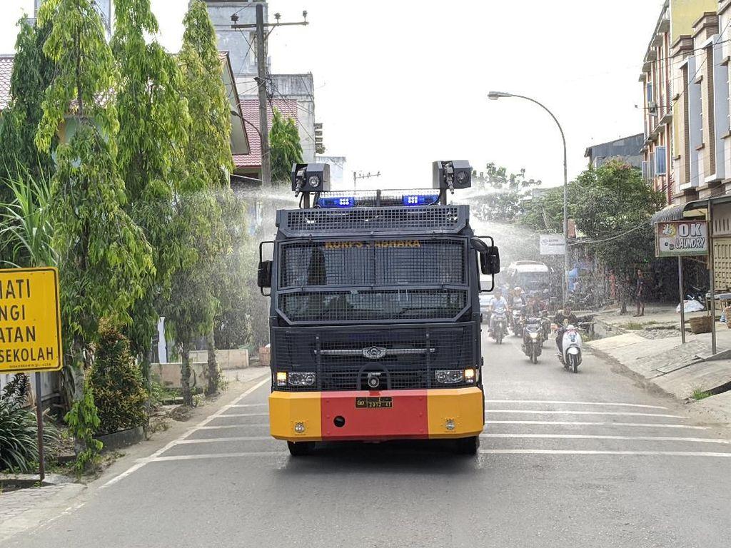Antisipasi Corona, Pengawasan Perbatasan Aceh-Sumut Diperketat