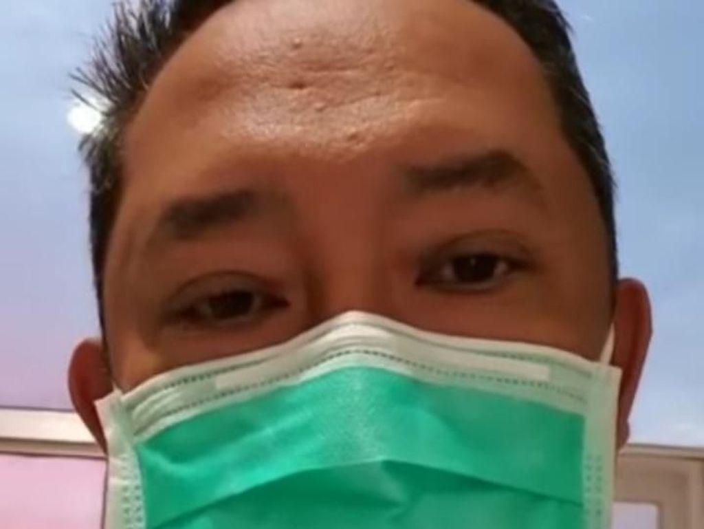 Sembuh dari Corona, Ini Pesan Wawalkot Bandung untuk Pasien Positif