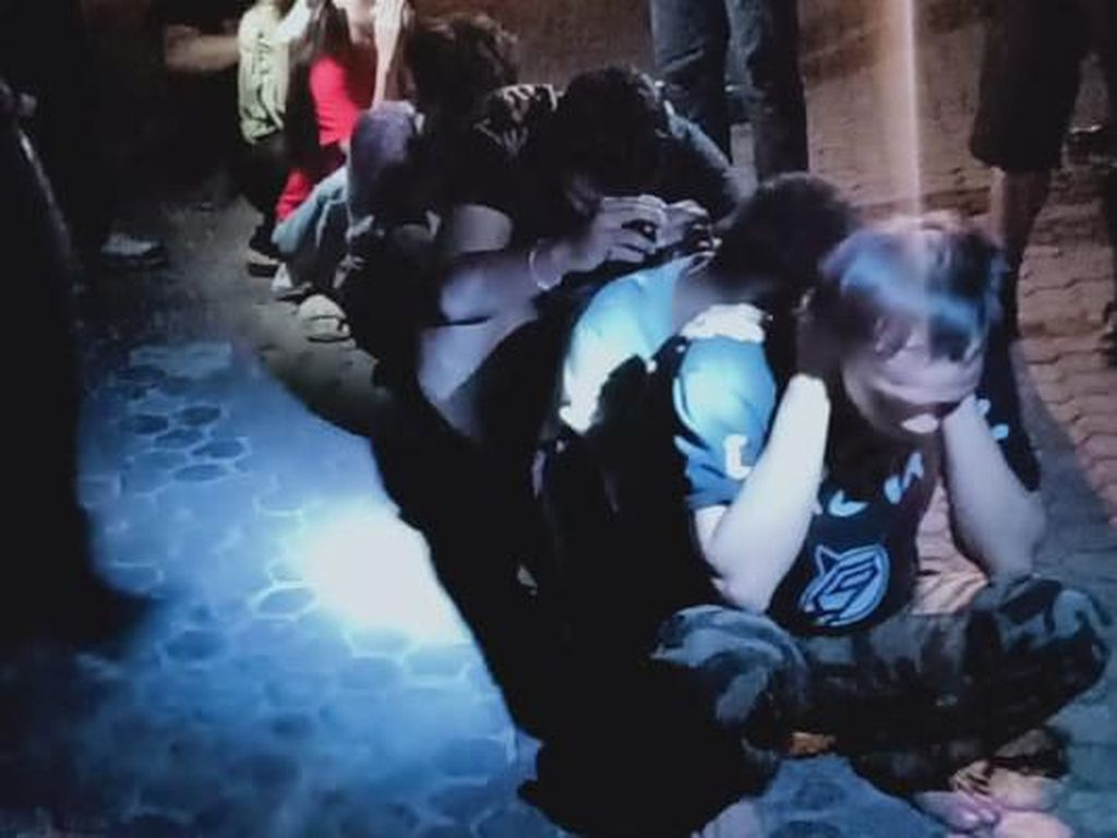 Di Tengah Corona Mewabah, 10 Orang di Tatanga Palu Masih Pesta Sabu