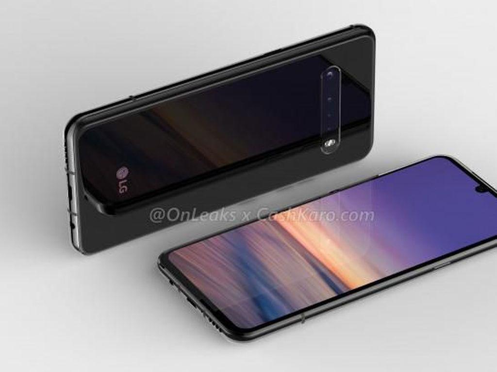 Menebak Strategi Penjualan Ponsel LG