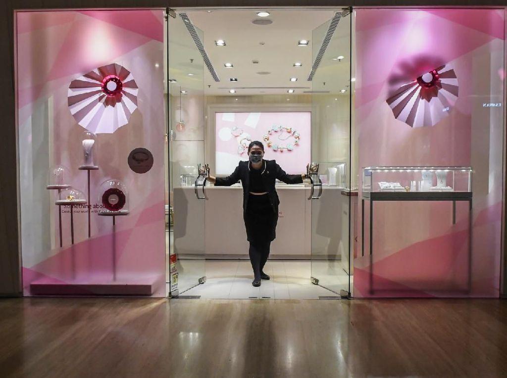 Cegah Virus Corona, Plaza Indonesia dan Summarecon Mall Tutup Sementara