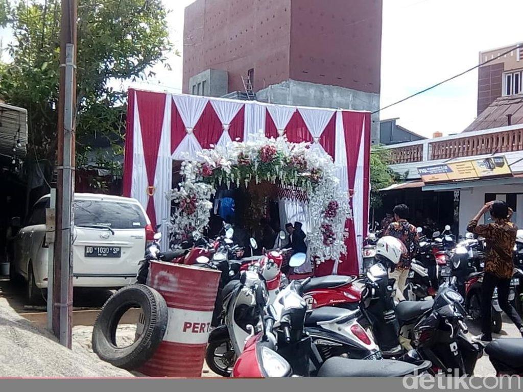 Viral Pesta Pernikahan di Pinrang Undang Bupati Saat Pandemi Corona