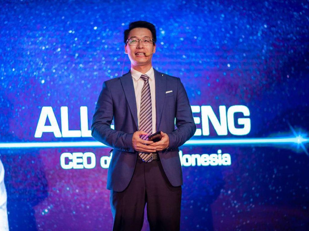 CEO Vivo Indonesia: Untuk Indonesia, Kami Selalu Bersama Anda