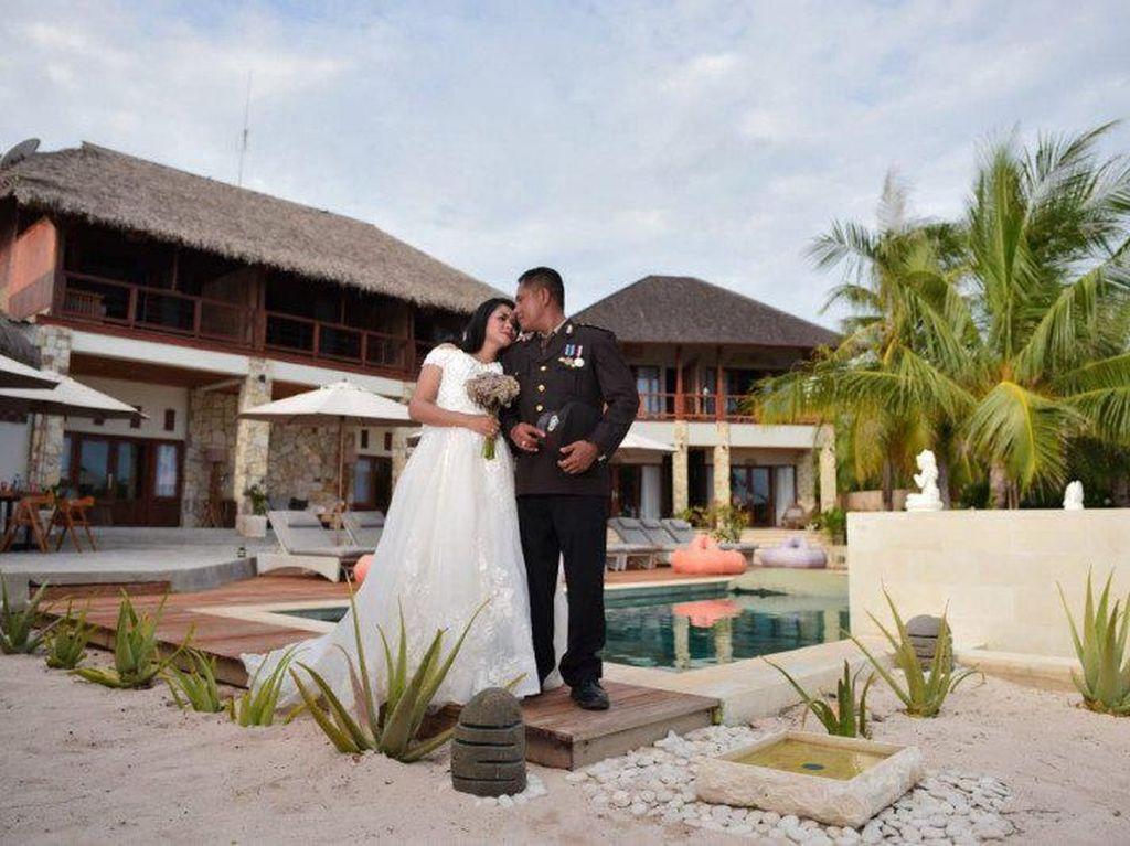 Demi Cegah Corona, Polisi di NTT Ini Ikhlas Pernikahannya Ditunda