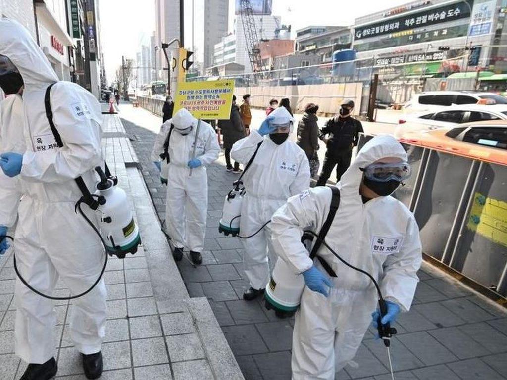 Pandemi Corona, Korsel Wajibkan Karantina Mandiri Bagi Pendatang Selama 14 Hari