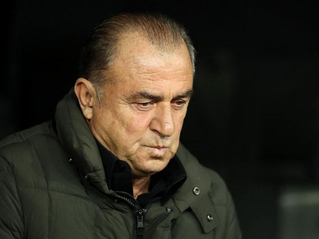 Pelatih Galatasaray Fatih Terim Terinfeksi Virus Corona