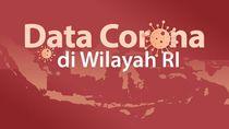 Peta Sebaran 1.790 Kasus Corona di 32 Provinsi, Per 2 April 2020