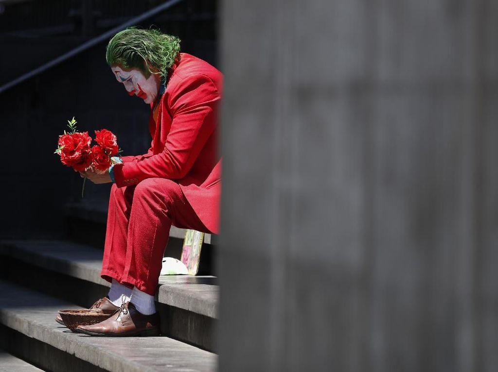 Kesedihan Joker di Tengah Pandemi Corona yang Bikin Haru
