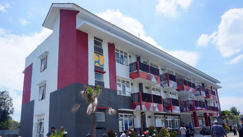 Rusunawa IAIN Tulungagung Jadi Rumah Sakit Darurat Corona