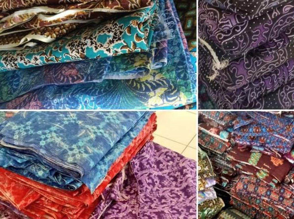 Memborong Batik di Pekalongan Dapat Bonus Sate KTL
