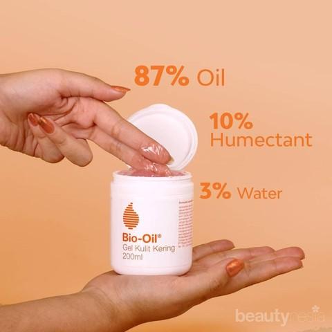 Bio Oil Dry Skin Gel Andalan Untuk Kulit Kering Bikin Halus Dan Lembut