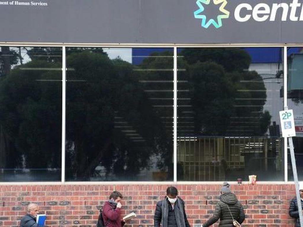 Inilah Mereka yang Berhak Mendapat Tunjangan Virus Corona di Australia