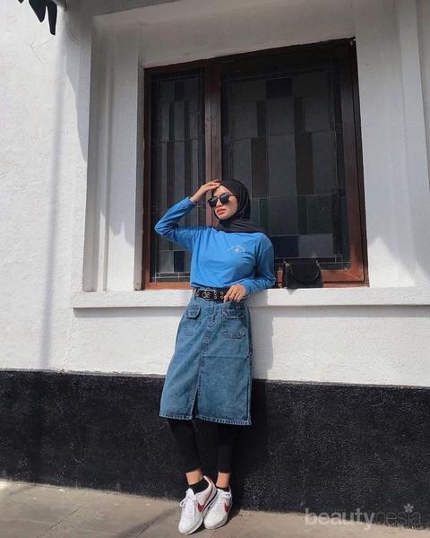 7 Ide Mix And Match Rok Denim Hits Tahun 2020 Ala Fashion Influencer
