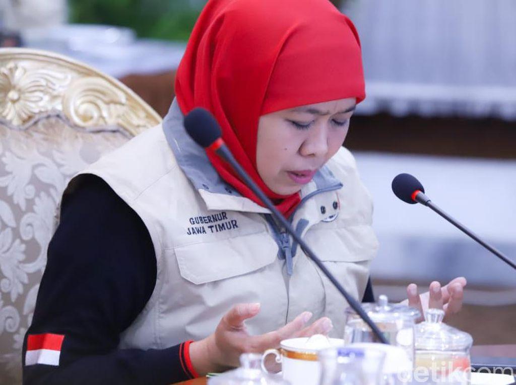 Video: Gubernur Jatim Imbau Warganya Tunda Mudik Hingga Idul Adha