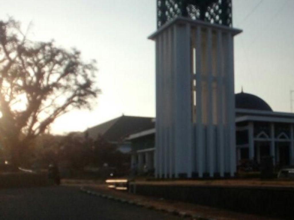 Masjid Boyolali Unik dengan Arsitektur Jawa Banget dan Ramah Disabilitas