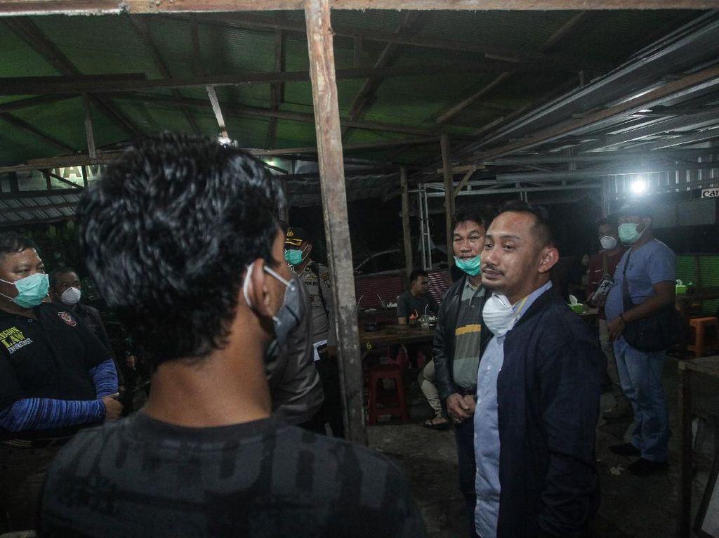 Keluyuran Saat Pandemi Corona, 100 Orang Diangkut Polisi di Blitar