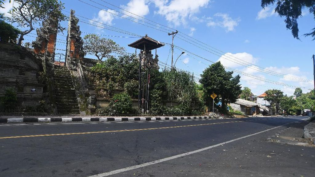 Warga Bali Rayakan Nyepi, Pulau Dewata Lockdown 24 Jam