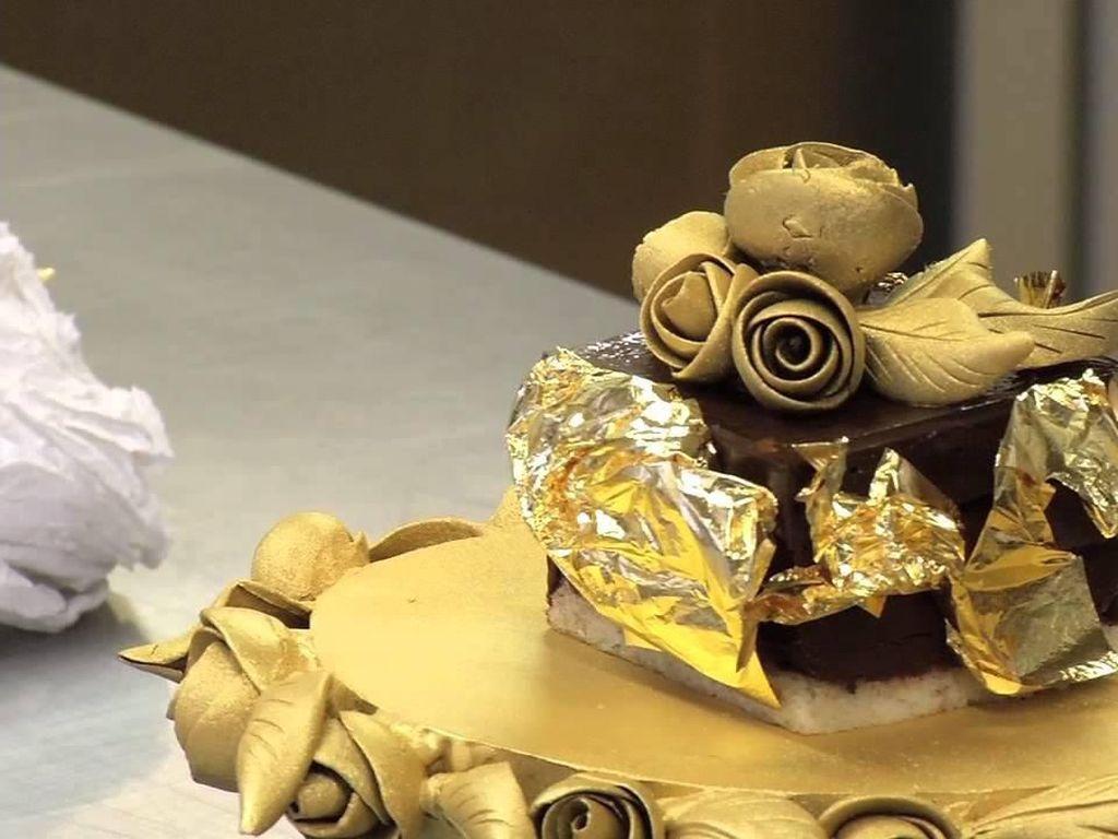 Dicampur Emas dan Berlian, 5 Makanan Ini Harganya Miliaran Rupiah