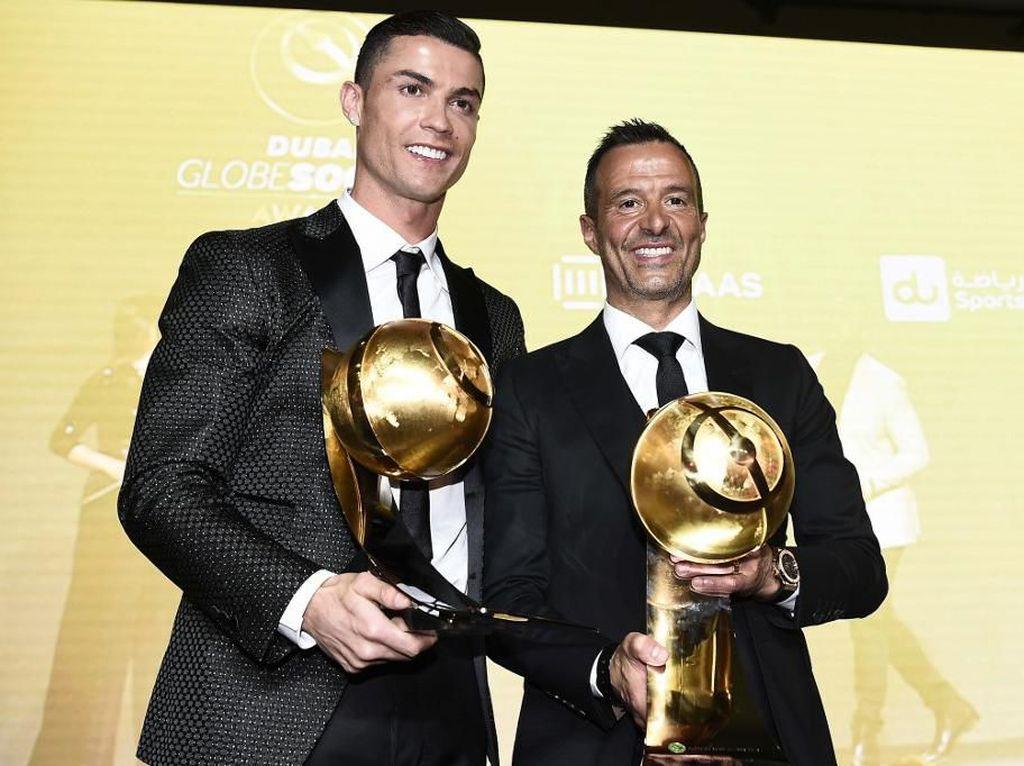 Perangi Corona, Ronaldo dan Agennya Sumbang Rp 17,3 M ke Rumah Sakit