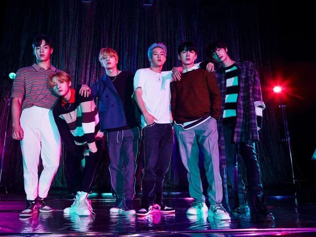 MONSTA X Bakal Tampil Spesial di TIME100 Talks bareng Ban Ki Moon