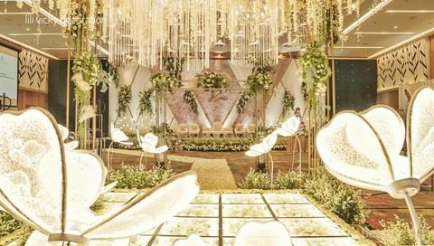 5 wedding vendor untuk dekorasi pernikahan impian kamu
