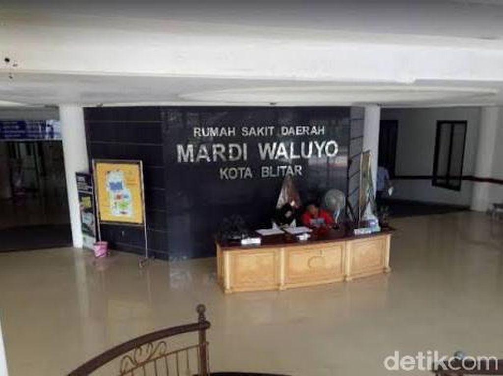 Pulang dari Surabaya, Satu PDP Warga Kota Blitar Meninggal