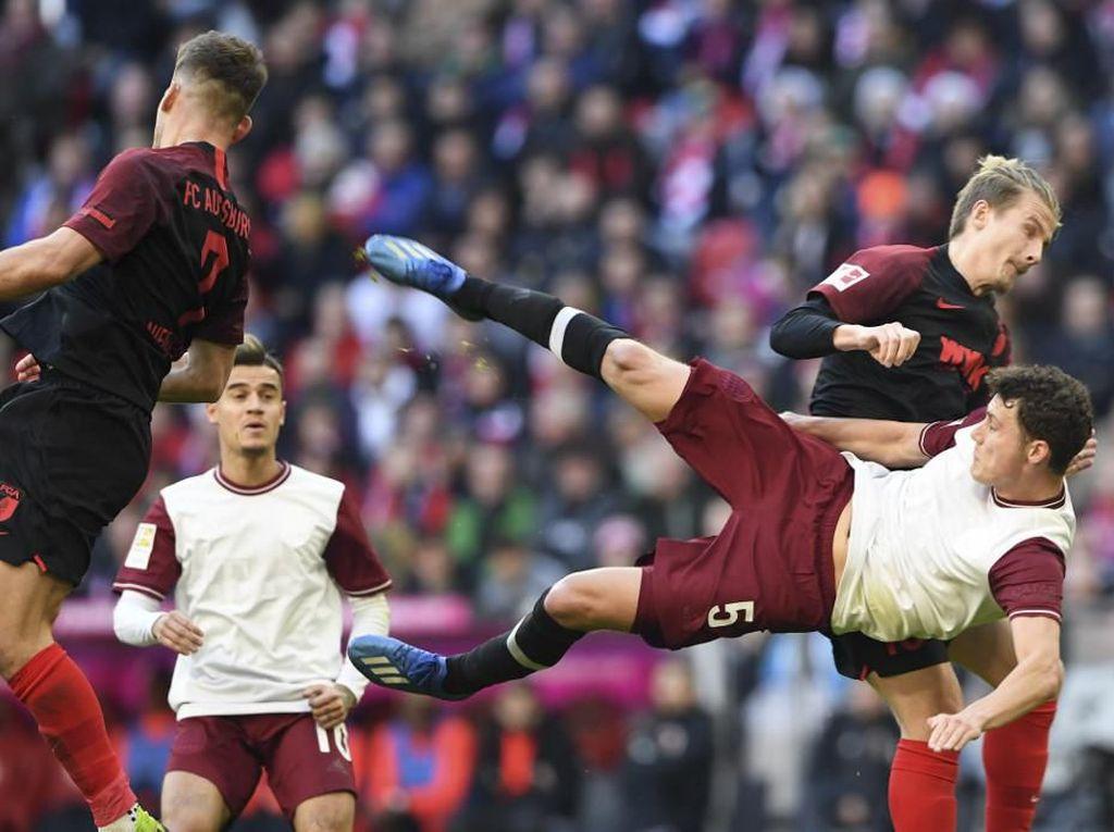 Penangguhan Bundesliga Diperpanjang Sampai 30 April