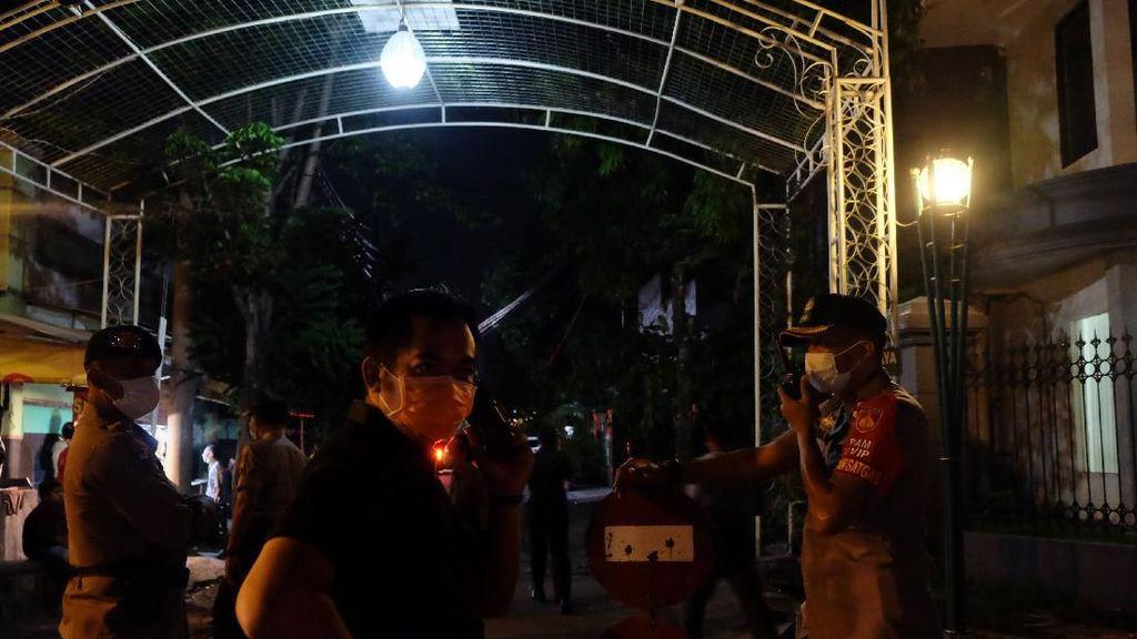Begini Suasana di Rumah Duka Ibunda Presiden Jokowi