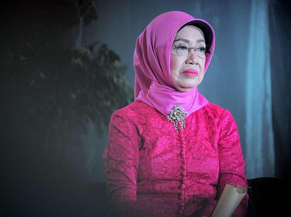 Momen Sedih Jokowi Ceritakan Sang Ibunda yang Meninggal Dunia
